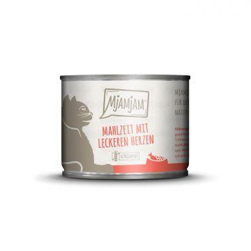 MjAMjAM - Mahlzeit mit leckeren Herzen 200 g (Menge: 6 je Bestelleinheit)