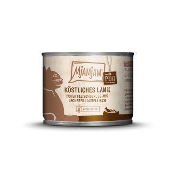 MjAMjAM - purer Fleischgenuss - köstliches Lamm pur 200 g (Menge: 6 je Bestelleinheit)