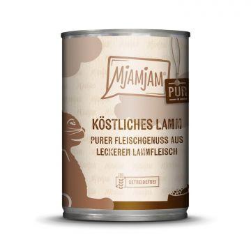MjAMjAM - purer Fleischgenuss - köstliches Lamm pur 400 g (Menge: 6 je Bestelleinheit)