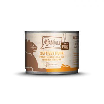 MjAMjAM - purer Fleischgenuss - saftiges Hühnchen pur 200 g (Menge: 6 je Bestelleinheit)