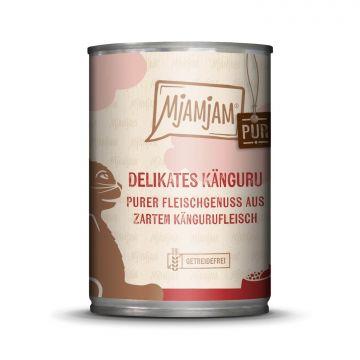 MjAMjAM - purer Fleischgenuss - zartes Känguru pur 400 g (Menge: 6 je Bestelleinheit)
