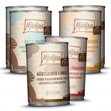 MjAMjAM - Mixpaket V - Purer Fleischgenuss 6 x 400 g