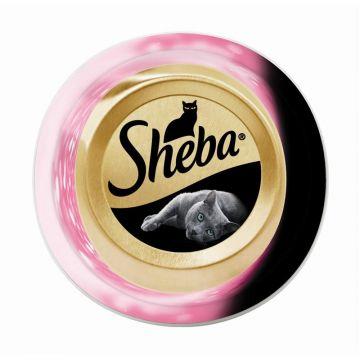 Sheba Filets mit Meeresfruechten 80g (Menge: 24 je Bestelleinheit)