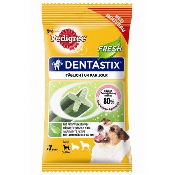 Pedigree Snack Denta Stix Fresh junge & kleine Hunde 7St. (Menge: 10 je Bestelleinheit)