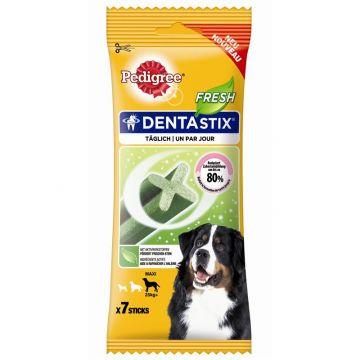 Pedigree Snack Denta Stix Fresh große Hunde 7St. (Menge: 10 je Bestelleinheit)