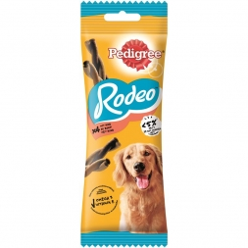 Pedigree Snack Rodeo mit Rind 4 St./70g (Menge: 20 je Bestelleinheit)