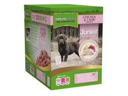 Natures Menu Dog Frischebeutel Junior 300g (Menge: 8 je Bestelleinheit)