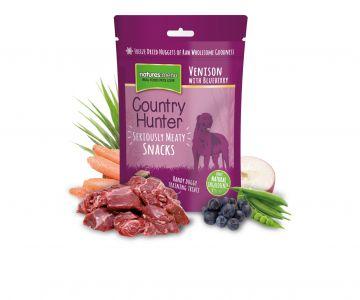 Country Hunter Dog Snack Hirsch 50g  (Menge: 10 je Bestelleinheit)
