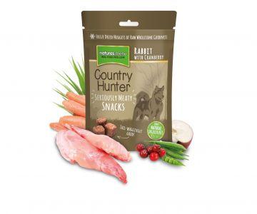 Country Hunter Dog Snack Kaninchen 50g  (Menge: 10 je Bestelleinheit)