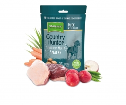 Country Hunter Dog Snack Ente 50g