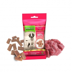 Natures Menu Dog Trainingsleckerlie Rind 60g (Menge: 12 je Bestelleinheit)