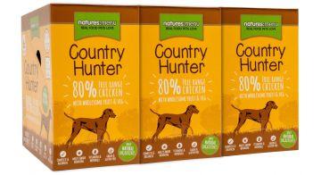 Country Hunter Dog Frischebeutel 80% Freilandhuhn 150g (Menge: 6 je Bestelleinheit)
