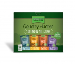 Country Hunter Cat Frischebeutel Multipack 85g