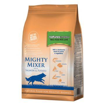 Natures Menu Mighty Mixer mit Lachs & Kartoffeln 2kg