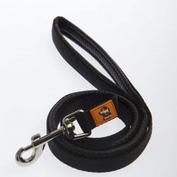 Canny Hundeleine CONNECT 25mm - schwarz