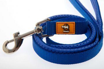 Canny Hundeleine CONNECT 15mm - blau