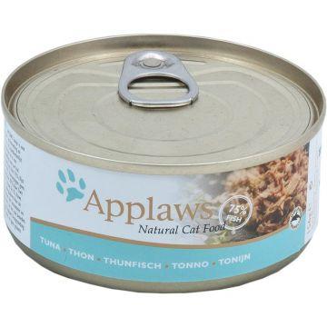 Applaws Cat Nassfutter Dose Thunfischfilet 70 g (Menge: 24 je Bestelleinheit)