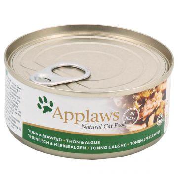 Applaws Cat Nassfutter Dose Thunfischfilet & Meeresalgen 156 g (Menge: 24 je Bestelleinheit)