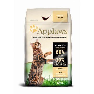 Applaws Cat Trockenfutter Hühnchen 400 g