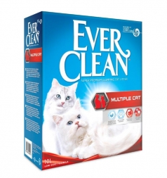 Ever Clean Cat Litter Multiple Cat 10 Liter