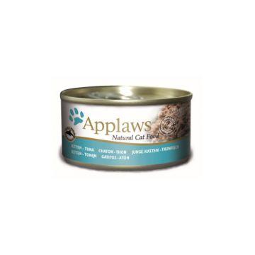 Applaws Cat Nassfutter Dose Kitten Thunfisch 70 g (Menge: 24 je Bestelleinheit)