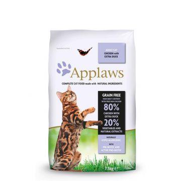 Applaws Cat Trockenfutter Hühnchen mit Ente 7,5 kg