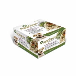 Applaws Hund Nassfutter Dose Recipe Selection Huhn 156g (Menge: 8 je Bestelleinheit)