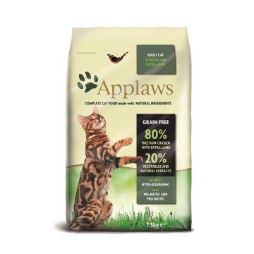 Applaws Cat Trockenfutter Hühnchen mit Lamm 7,5 kg