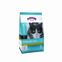 Arion Cat Original Sterilized 33/12 Chicken 2 kg
