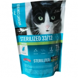 Arion Cat Original Sterilized 33/12 Chicken 300g