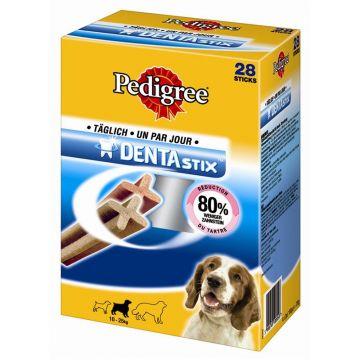 Pedigree Denta Stix MP mittelgroße Hunde 720g (Menge: 4 je Bestelleinheit)