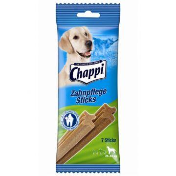 Chappi Snack Zahnpflegestick große Hunde 7St. (Menge: 10 je Bestelleinheit)
