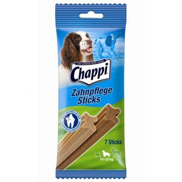 Chappi Snack Zahnpflegestick mittlere Hunde 7St. (Menge: 10 je Bestelleinheit)