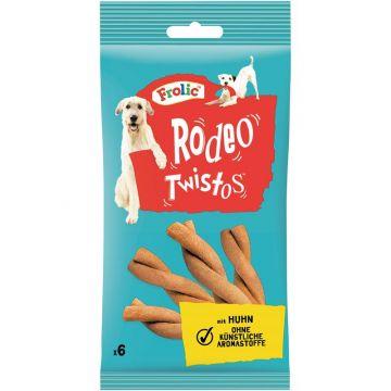 Frolic Snack Rodeo mit Geflügel 6 Stück (Menge: 18 je Bestelleinheit)
