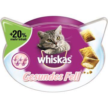 Whiskas Snack Gesundes Fell 72g (Menge: 6 je Bestelleinheit)