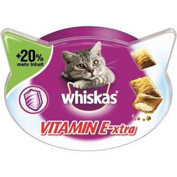 Whiskas Snack Vitamin E-XTRA 72g (Menge: 6 je Bestelleinheit)