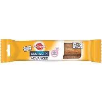 Pedigree Snack Dentastix Advanced mittelgroßer Hund 1 Stück (Menge: 9 je Bestelleinheit)