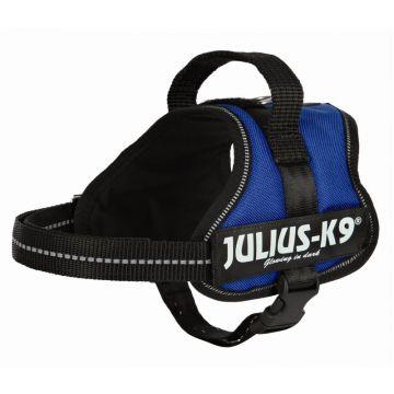 Julius K9 Powergeschirr Mini Mini S: 40 bis 53 cm, blau