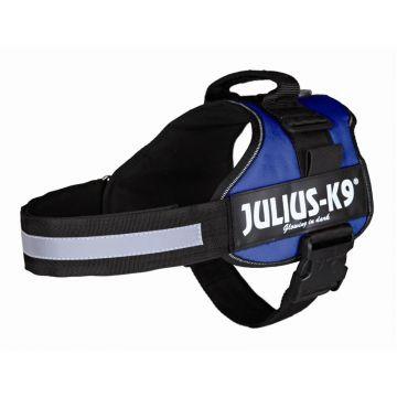 Julius K9 Powergeschirr Gr. 1 L: 66 bis 85 cm, blau