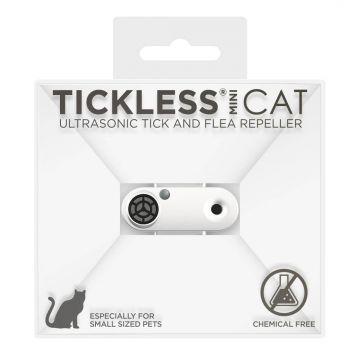 TickLess MINI Cat Ultraschallgerät - Weiss
