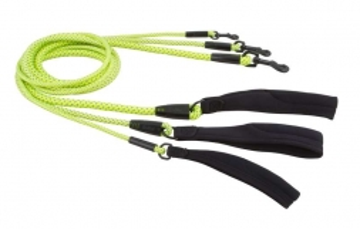 Hurtta Dazzle Seil-Leine gelb, 180cm*11mm
