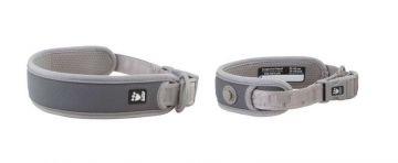 Hurtta Adventure Halsband grau, 35-45cm