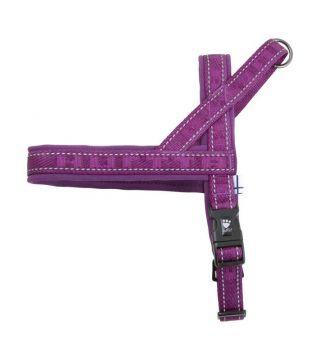 Hurtta Casual Hundegeschirr violett, 90 cm