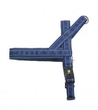 Hurtta Casual Hundegeschirr blau, 35 cm
