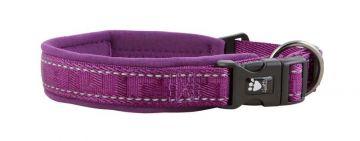 Hurtta Casual Halsband violett, 40-50 cm