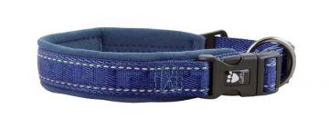 Hurtta Casual Halsband blau, 45-55 cm