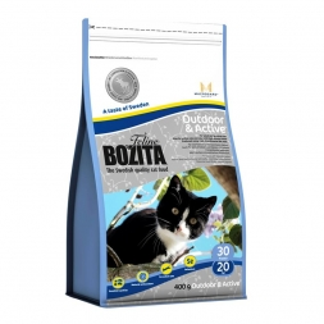 Bozita Cat Outdoor & Active 400g