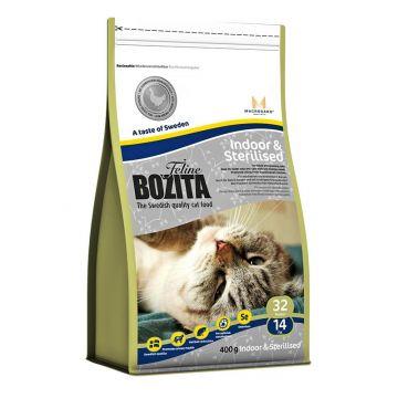 Bozita Cat Indoor & Sterilised 400g