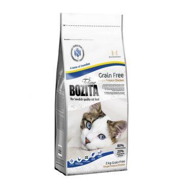 Bozita Cat Grain Free Chicken 2kg
