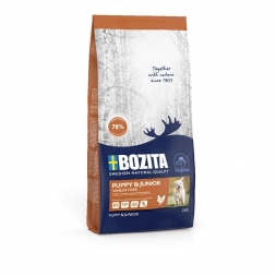Bozita Puppy & Junior Weizenfrei         2kg